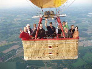 Hot Air Balloon Rides